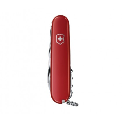 VICTORINOX 1.3713.B1 HUNTSMAN RED BLISTER, Red