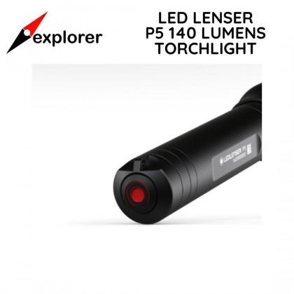 LED LENSER P5 140 LUMENS TORCHLIGHT